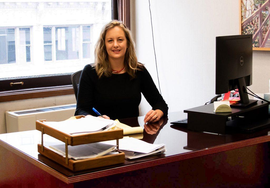 Kirsten Rush Attorney Portland