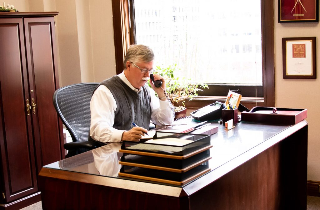 Scott Hunt Attorney Portland